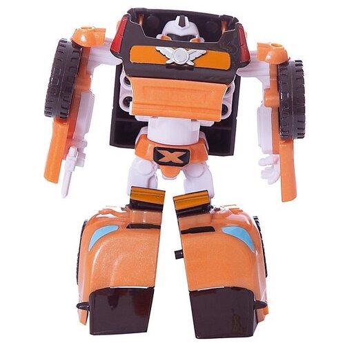 Купить Трансформер YOUNG TOYS Tobot Adventure Mini X 301044 оранжевый/черный, Роботы и трансформеры