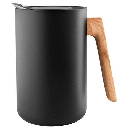 Термокувшин Eva Solo Nordic Kitchen (1 л) черный подставка eva solo nordic kitchen черный