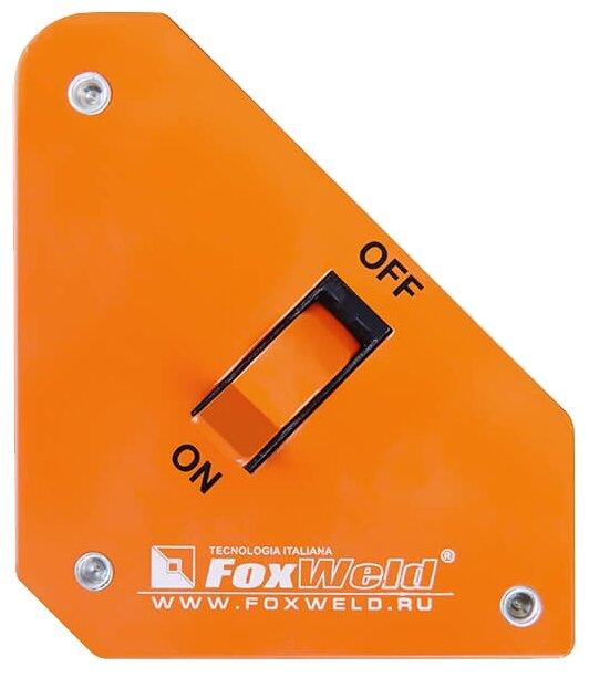 Магнитный угольник FoxWeld SHIFT-6