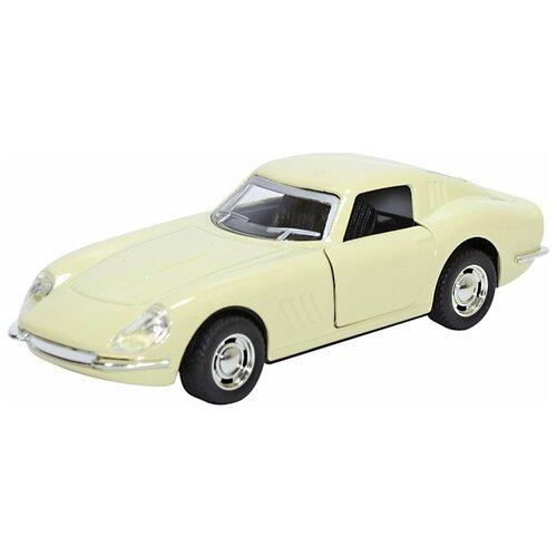Купить Легковой автомобиль Hoffmann Retro Gracia (61252) 1:32 бежевый, Машинки и техника
