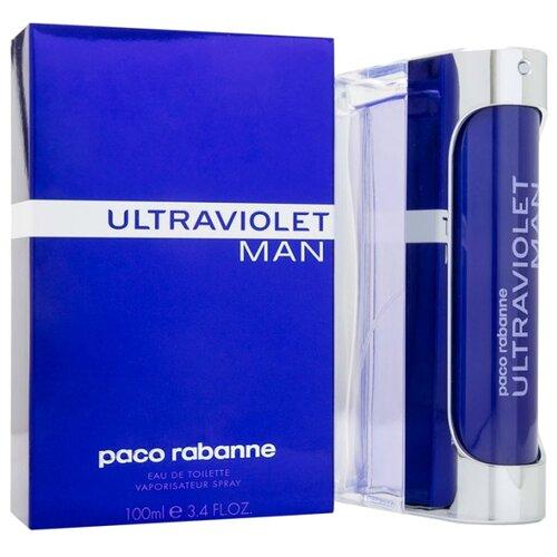 Туалетная вода Paco Rabanne Ultraviolet Man, 100 мл недорого