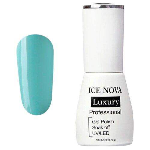 Купить Гель-лак для ногтей ICE NOVA Luxury Professional, 10 мл, 055 teal