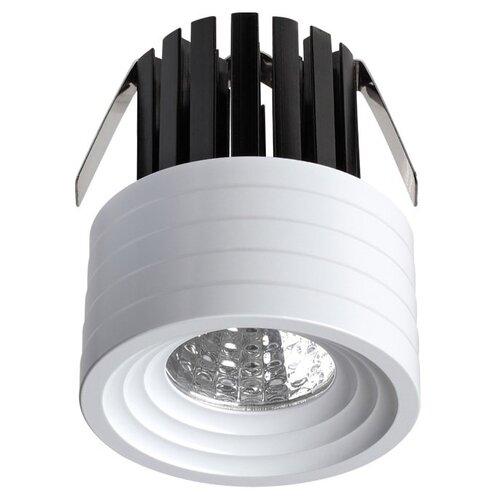 Встраиваемый светильник Novotech 357699, белый