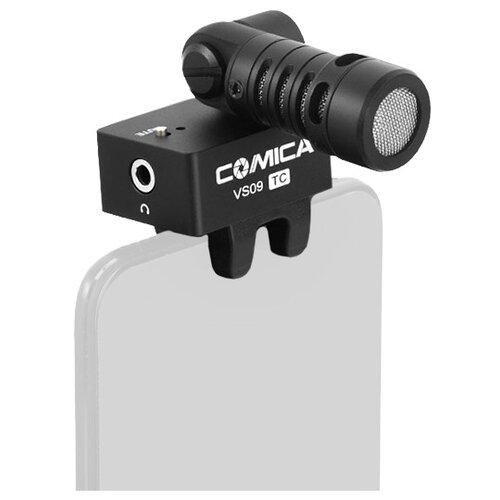 Микрофон Comica VS09 для смартфона Type-C