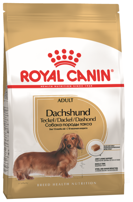 Корм для собак Royal Canin Dachshund Adult