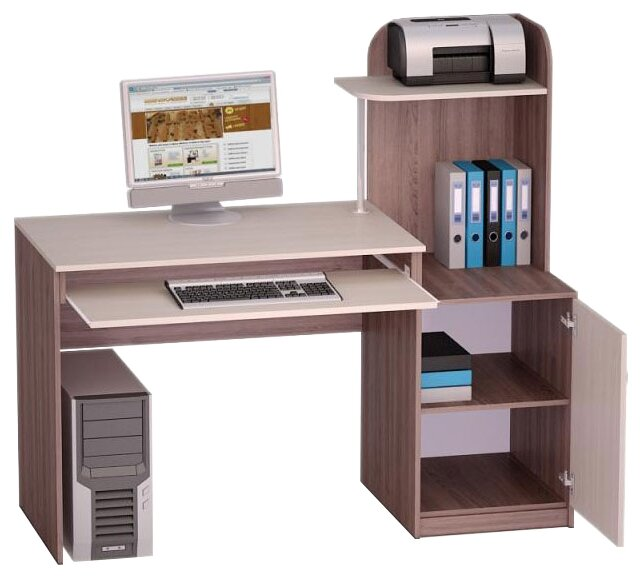 Компьютерный стол Комфорт Роберт-17