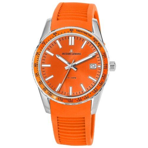 Фото - Наручные часы JACQUES LEMANS 1-2060F наручные часы jacques lemans 1 2099f