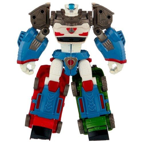Купить Трансформер YOUNG TOYS Tobot Mini Дельтатрон 301058 разноцветный, Роботы и трансформеры