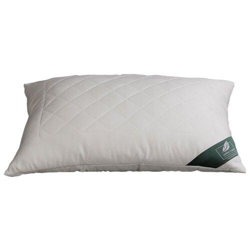 Подушка регулируемая Flaum BAMBOO,50х70, цвет белый подушка delux art bamboo 50х70