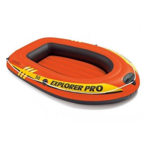 Купить Надувная лодка Intex Explorer Pro 50 58354 оранжевый, Надувные игрушки