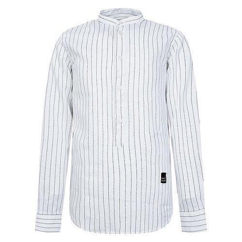 Купить Рубашка Paolo Pecora размер 174, белый, Рубашки