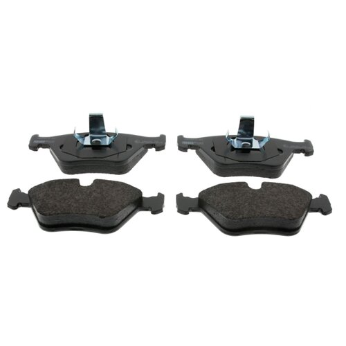 Фото - Дисковые тормозные колодки передние Ferodo FDB1073 для BMW 5 series (4 шт.) дисковые тормозные колодки передние ferodo fdb4715 для toyota hilux 4 шт