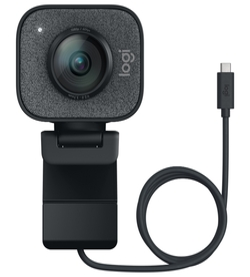 Лучшие Черные веб-камеры Logitech до 10 тысяч рублей