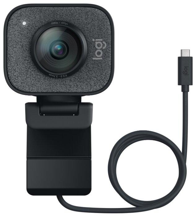 Веб-камера Logitech StreamCam — купить и выбрать из более, чем 3 предложений по выгодной цене на Яндекс.Маркете