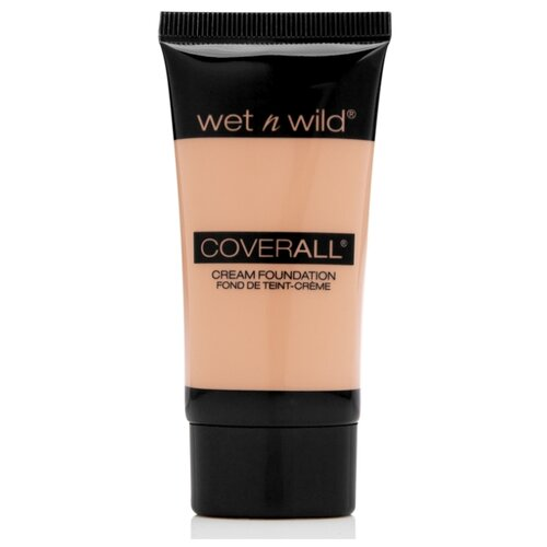 Wet n Wild Тональный крем Coverall Cream Foundation, 30 мл, оттенок: E818 light medium