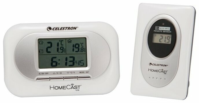 Метеостанция Celestron 47020 HomeCast Lite Weather Station фото 1