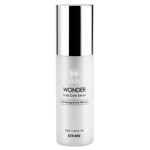 Купить D'RAN New Wonder Total Care Serum Сыворотка для комплексного ухода за кожей лица, 45 мл