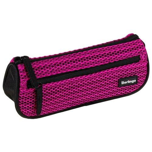 Купить Berlingo Пенал-косметичка Style (PM04207208/210) розовый, Пеналы