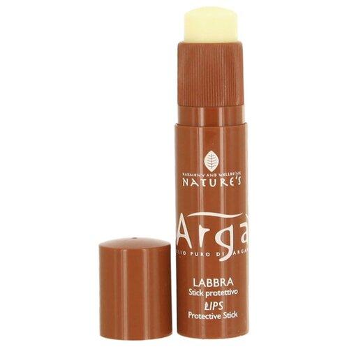 Nature's Бальзам для губ Arga защитный solomeya бальзам для губ полноразмерный продукт