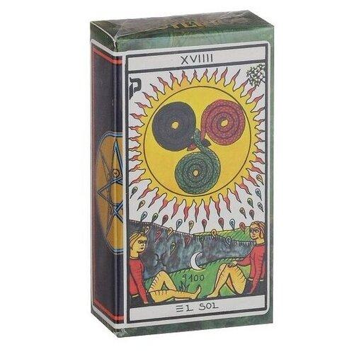Гадальные карты Fournier Таро El Gran Tarot Esoterico, 78 карт