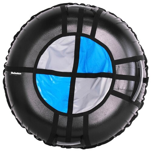 Тюбинг Hubster Sport Pro Бумер 90см черный тюбинг hubster люкс pro тундра 90cm во5693 3