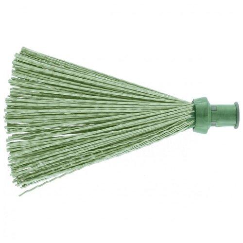 Метла Сибртех круглая (63205), зеленый метла сибртех веерная распушенная 63221 зеленый черный