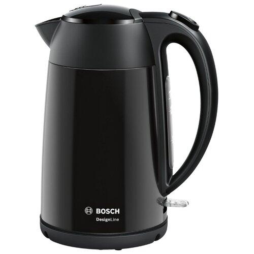 Фото - Чайник Bosch TWK 3P423, black чайник bosch twk 3p423 1 7l