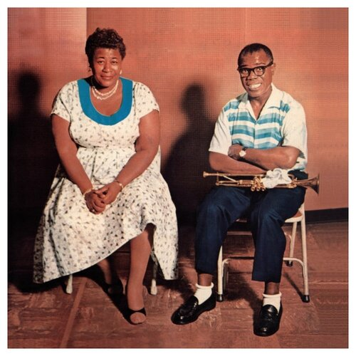Ella Fitzgerald & Louis Armstrong. Ella And Louis (LP) louis armstrong and duke ellington recording together for the first time lp