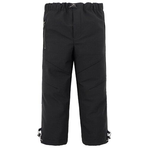 Купить Брюки Reike размер 92, черный, Полукомбинезоны и брюки
