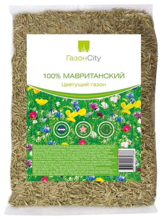 ГазонCity Семена цветущего газона Мавританск 100% 300 гр