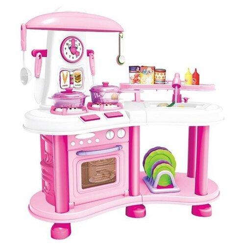Кухня Yako Как у мамы M7069-2 розовый