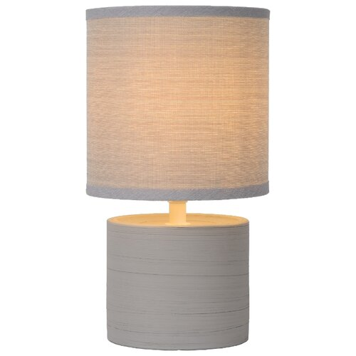 Настольная лампа Lucide Greasby 47502/81/36, 40 Вт lucide 42702 81 31