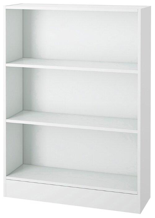 Купить Стеллаж Шарм-Дизайн 60 Топ-32 Белый по низкой цене с доставкой из Яндекс.Маркета