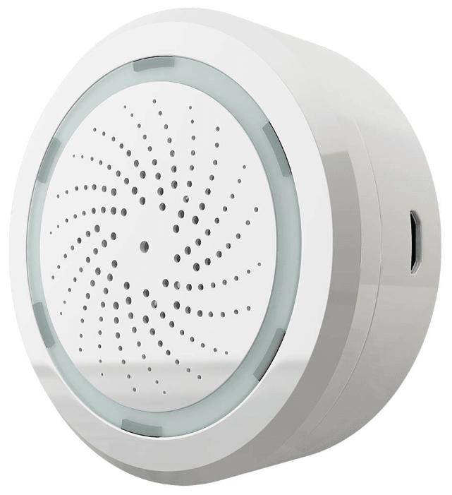 Комнатный датчик температуры и влажности HIPER IoT A1