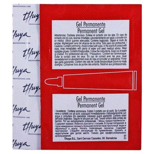 Thuya Саше для ламинирования Permanent Gel