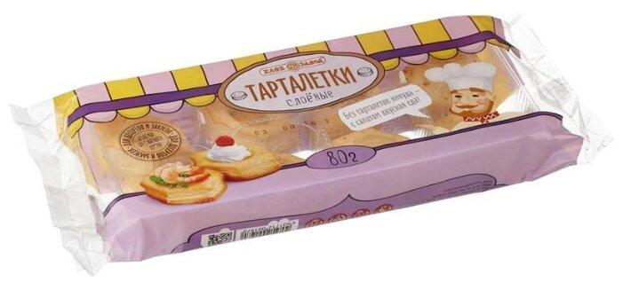 Тарталетки Хлебозавод №24, 80г