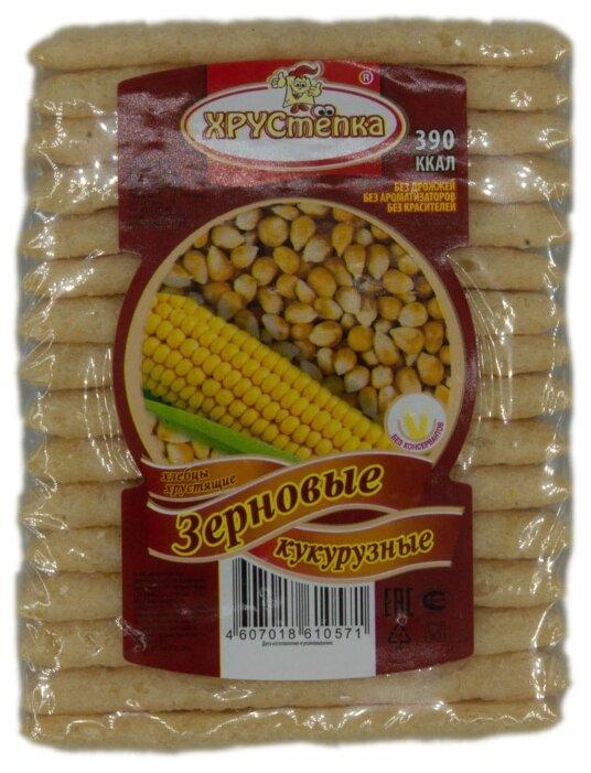 Хлебцы кукурузные ХРУСтепка Зерновые 80 г