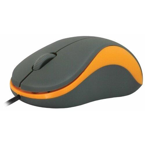 Мышь Defender Accura MS-970 Grey-Orange USB