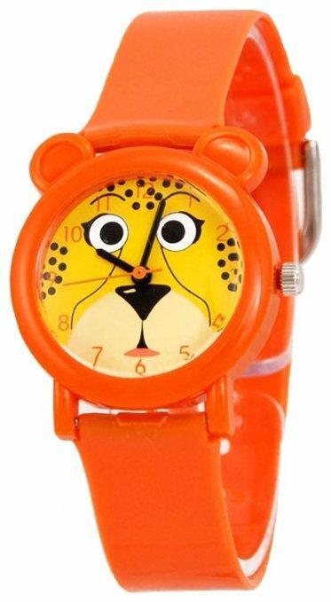 Наручные часы Тик-Так H110-1 Оранжевые