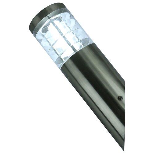 Фото - Уличный светильник настенный PALETTO A8363AL-1SS arte lamp уличный настенный светильник intrigo a8161al 1ss