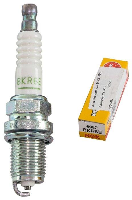 Свеча зажигания NGK 6962 BKR6E