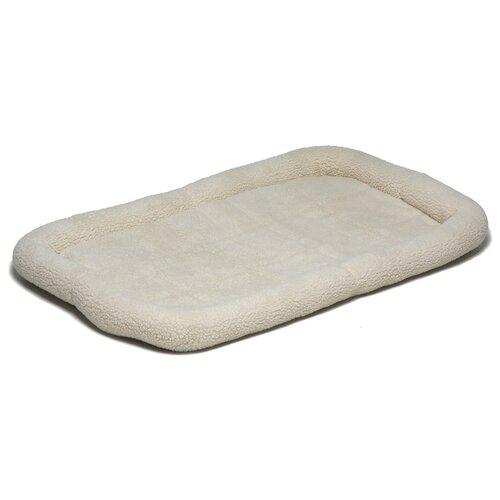 Лежак для собак ZooOne 6103 75х46х7.5 см белый