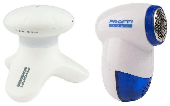 Вибромассажер ручной PROFFI PH9589 + Машинка для удаления катышков PH8854