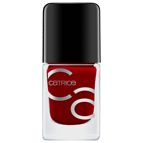 Лак CATRICE ICONails Gel Lacquer, 10.5 мл, оттенок 03, Caught On The Red Carpet