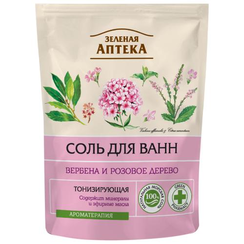 Зелёная Аптека Соль для ванн