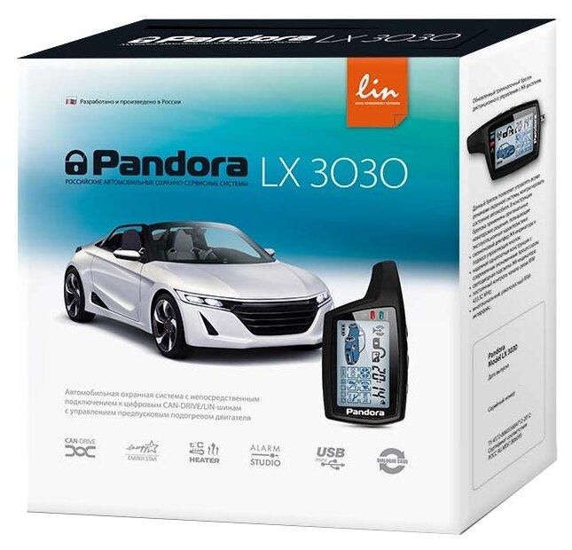 Автосигнализация Pandect X-1800 BT (L GSM)