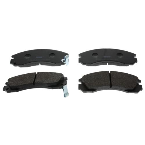 Фото - Дисковые тормозные колодки передние Ferodo FDB765 для Mitsubishi Galant (4 шт.) дисковые тормозные колодки передние ferodo fdb1698 для mitsubishi toyota lexus 4 шт