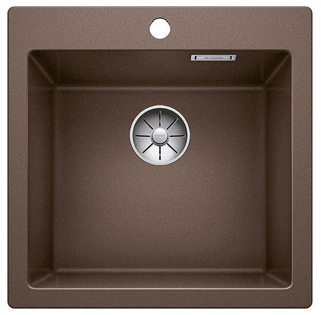 Врезная кухонная мойка Blanco Pleon 5 51.5х51см искусственный