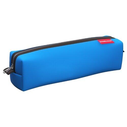 Купить ErichKrause Пенал квадро mini Neon blue, Пеналы