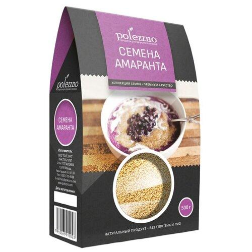 POLEZZNO Семена Амаранта, коробка 500 г